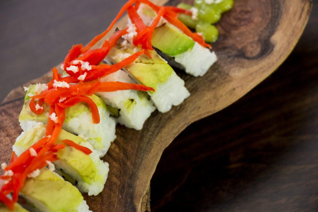 sushi, 2013