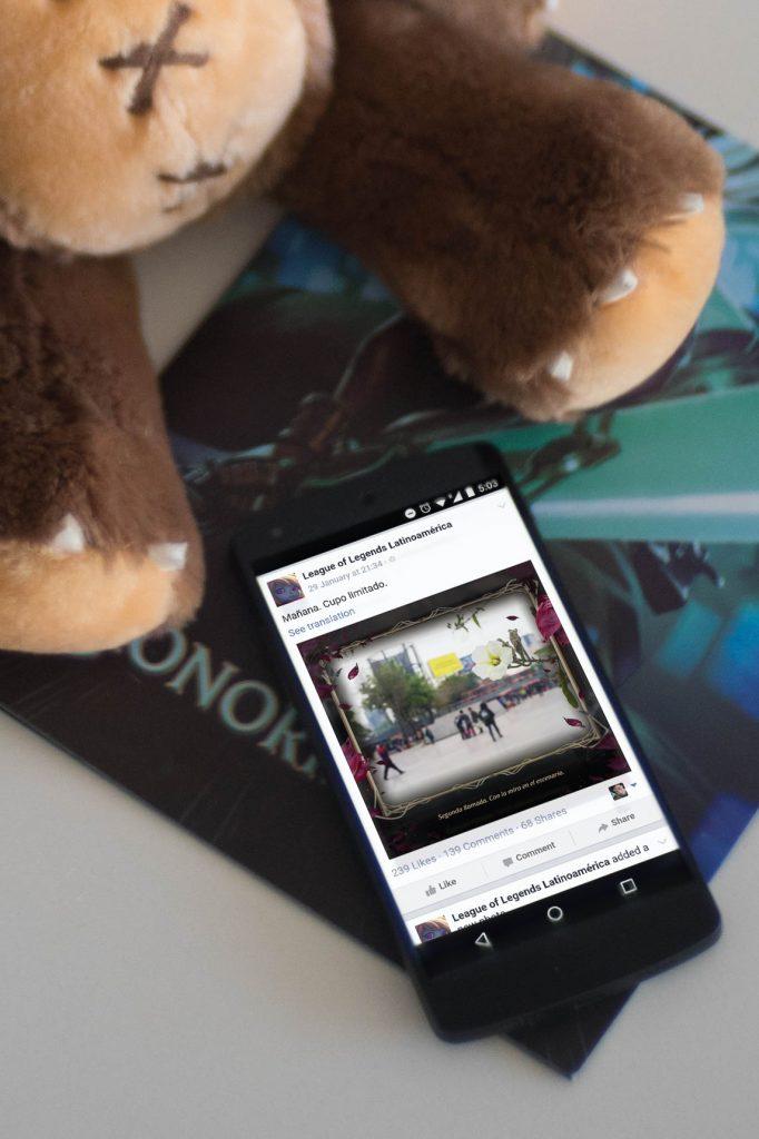 Metro Insurgentes Social Media Post